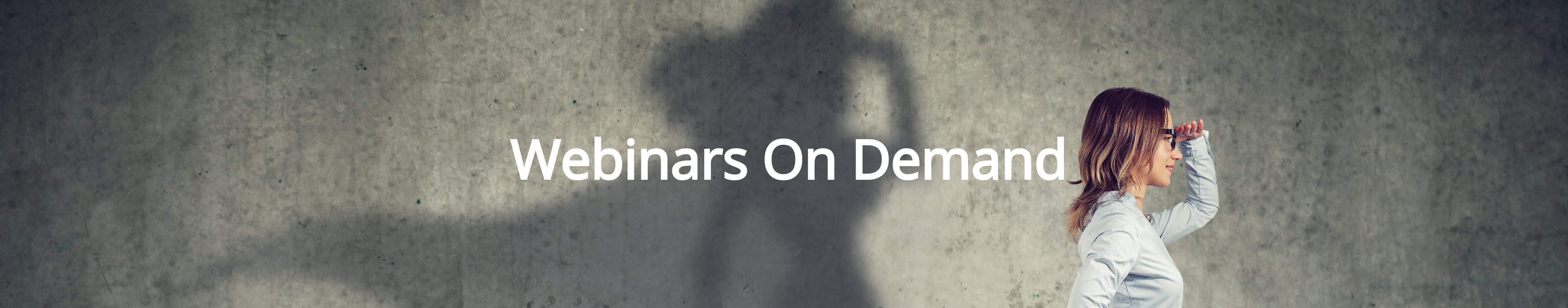 Past We've Got WIT Webinars – Available On Demand for Members